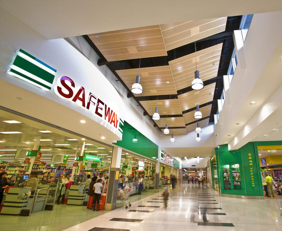 Parkmore Shopping Centre – New Safeway Mall