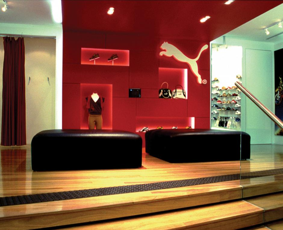 Puma Concept Store – Melbourne