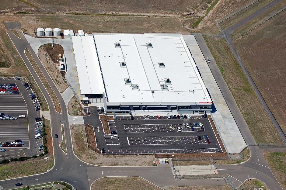 Post, ACS, AQIS Melbourne Gateway Facility
